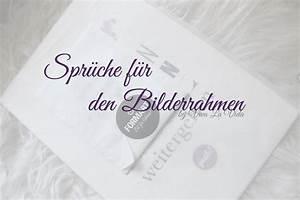 Bilderrahmen Mit Sprüchen : viva la vida spr che f r den bilderrahmen formart ~ Markanthonyermac.com Haus und Dekorationen