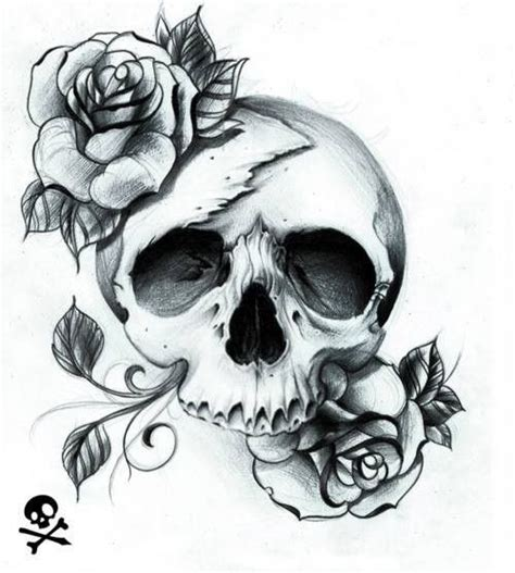17 Meilleures Idées à Propos De Tatouages Tête De Mort Sur