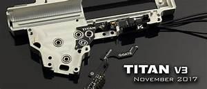 Gate Titan Mosfet Unit - Advanced Set