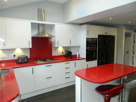 red laminate fitting kitchen worktops ideas for kitchen cabinets with white drawers with