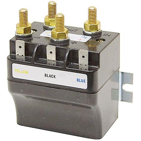 24 volt dc 100 spal reversing solenoid spal brands www surpluscenter