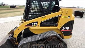 Wiring Diagram For Cat 247b Skid Steer