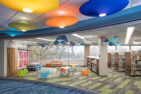 milton public library feh design