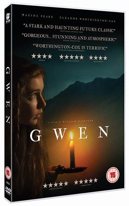 Gwen Dvd Win Horror Gothic Competition Scifinow