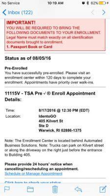 tsa precheck application form pdf tsa precheck 174 status and the enrollment process