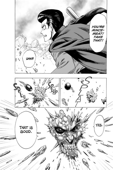 One Punch Man Chapter 33 | Read One Punch Man Manga Online