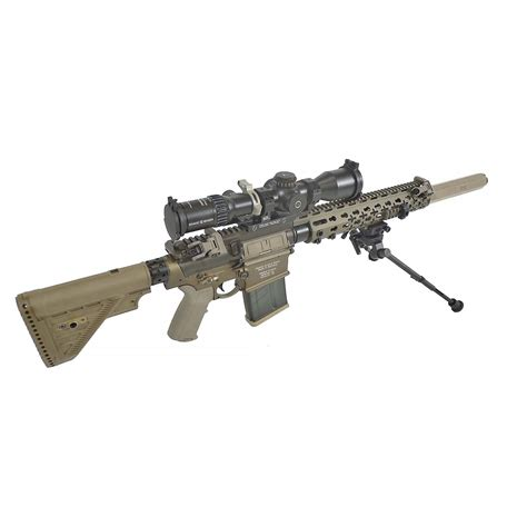 hk confirms    armys   improved sniper rifle
