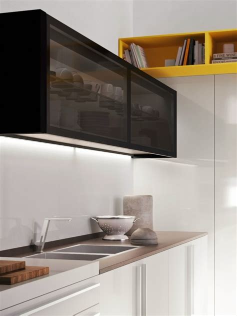 element mural cuisine meuble de cuisine 20 exemples de mobiliers utiles