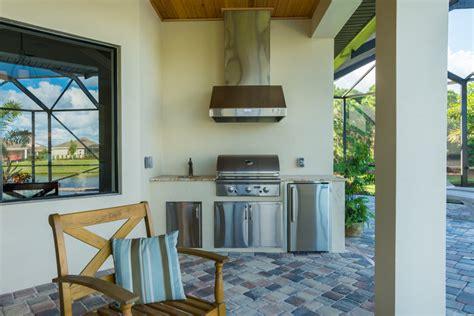 summer kitchens monarch homes  brevard