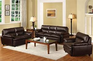 awesome brown sofa living room design ideas greenvirals With black and brown furniture in living room