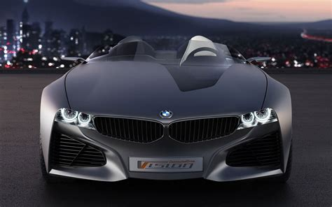 Bmw Connecteddrive Luxury Sports Car 4 - Auto Wallpapers