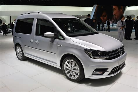 volkswagen caddy 2015 volkswagen caddy geneva 2015 photo gallery autoblog