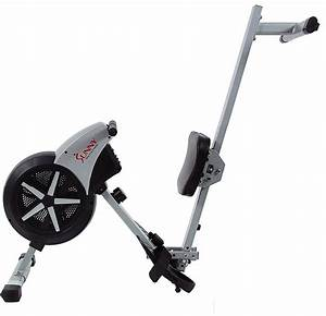 Sunny Sf-rw5633 Rowing Machine Review