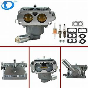 Carburetor For Briggs U0026stratton 20hp 21hp 23hp 24hp 25hp
