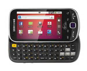 Samsung Intercept Prepaid Android Phone (Virgin Mobile)