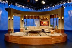 tv talk shows set - Google Search | APP | Pinterest | TVs ...