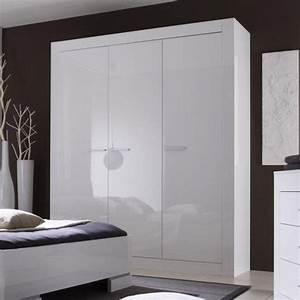 Petite Armoire Blanche : petite armoire blanche ~ Teatrodelosmanantiales.com Idées de Décoration