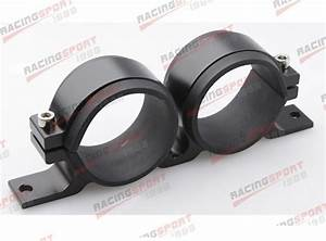 52mm Id Dual Double Billet Fuel Pump Filter Mounting