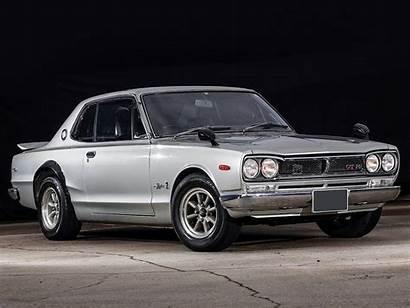 Skyline Nissan Gt 1971 Kpgc 1972 Cars