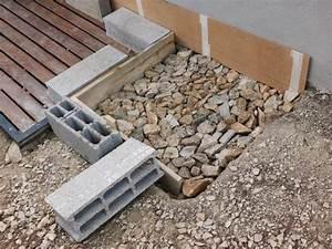 Construire Un Escalier Extérieur : sacr chantier comment faire un escalier en b ton ext rieur be frenchie ~ Melissatoandfro.com Idées de Décoration