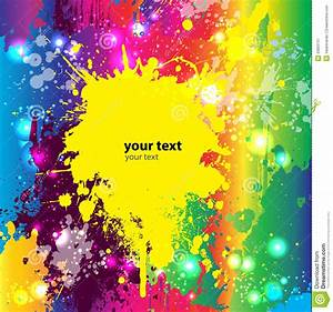 Abstract Colorful Grunge Background. Vector. Stock Vector ...