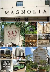 The Silos at Magnolia Market - Waco, TX - Happiness is