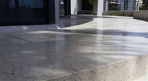 Honed Concrete   Queensland Polished Concrete