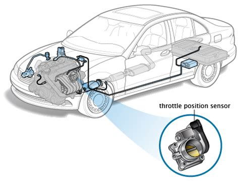 throttle position sensor fits holden commodore ls gen