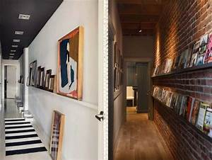 5 idees deco pour un couloir couloir long couloir et perdu With idee couleur couloir entree 0 peinture pour hall dentree critares de choix et prix