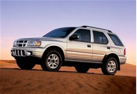car repair manual download 2000 isuzu hombre parking system 2005 isuzu rodeo page 1 review the car connection