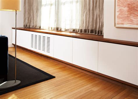 Interior Window Sill Cover by Radiator Cover Apartment Ideas Radiator