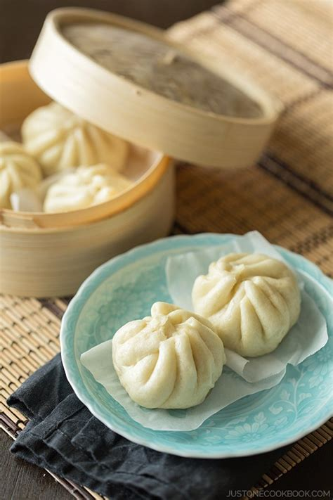 how to steam buns at home nikuman steamed pork buns 肉まん just one cookbook Inspirational
