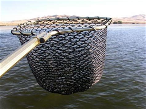 Large Boat Landing Net by Promar Salmon Net Review Rubber Landing Net Fishing Snag