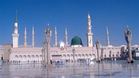 Wallpaper Prophet Mosque by Islamic Madina Hd Wallpapers High Quality Wallpapers