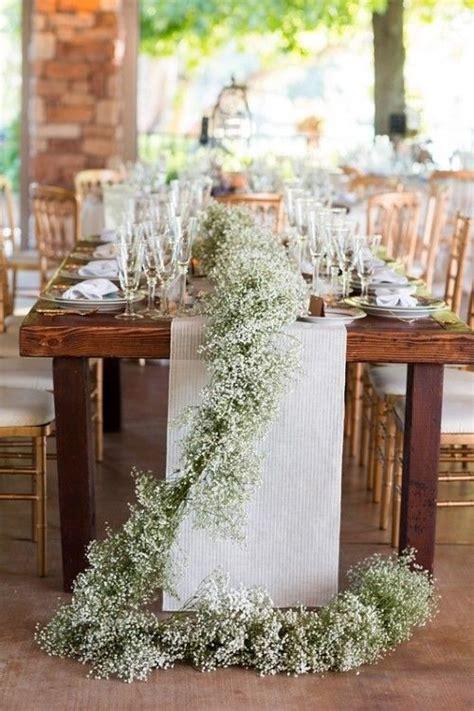 gazebo twist 23 baby s breath wedding decor ideas and