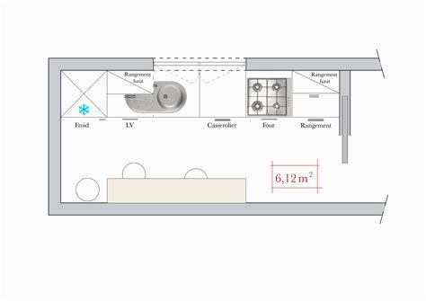 separation vitree cuisine salon conseils d 39 architecte 4 plans de cuisine en i