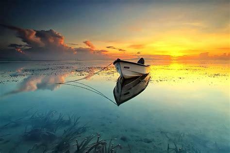 magnifiques bateaux  paysages marins par agoes antara