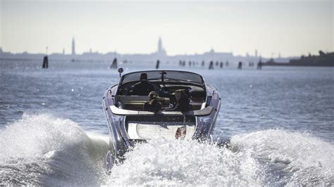 Riva Yacht Experience Venice by Riva Lounge The Gritti Palace Grand Canal Terrace