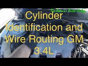 Cylinder Identification And Wire Routing Gm 3 4l