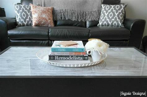 quick catalog  gorgeous coffee table makeover ideas