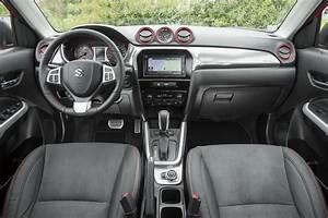 Suzuki Grand Vitara Avis : essai suzuki vitara s essence 4x4 et bo te auto le bon choix photo 4 l 39 argus ~ Gottalentnigeria.com Avis de Voitures