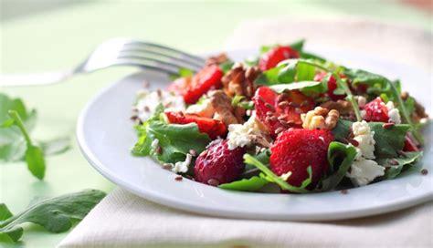 leicht lecker  vegetarische salate womens health