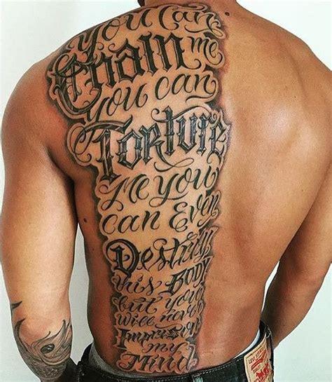 tattoo script tattoo lettering design