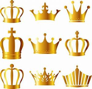 Vector Royal Crowns Free vector in Adobe Illustrator ai ...