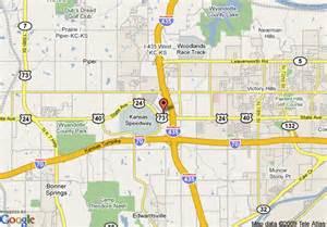 Great Wolf Lodge Kansas City Map