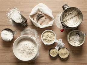 different flour types and uses flour 101 food network easy baking tips and recipes