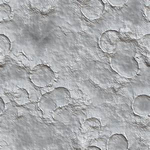 Mountain chains and craters of the Moon - seamless texture ...