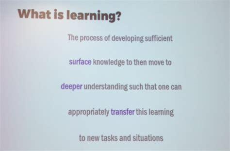 definition  learning daniel willingham