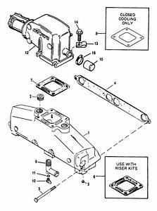 Mercruiser 5 7l Alpha Efi  Tbi  Gm 350 V