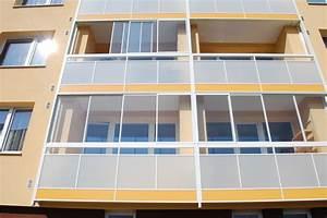 Zasklení balkonu brno